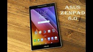 Обзор Asus Zenpad - смотри видео! Планшет который заставит тебя нервничать......