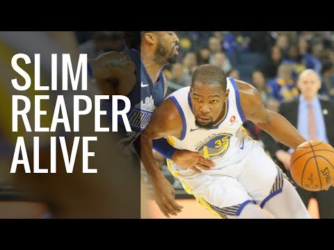 KD entering the MVP race? Golden State Warriors vs Dallas Mavericks