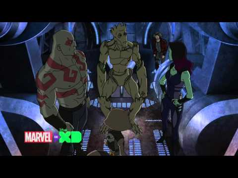 Marvel's Guardians of the Galaxy 1.11 (Clip)