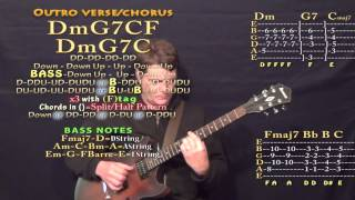 Lost Without U (Chris Jamison) Guitar Lesson Chord Chart