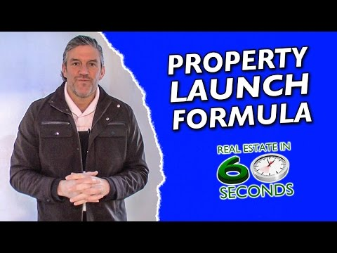 Property Launch Formula - Real Estate in 60 Seconds
