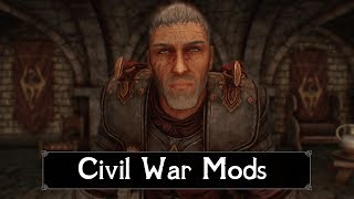 Skyrim: What The Civil War Should've Been – 7 Amazing Mods to Overhaul Skyrim's Civil War