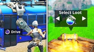 7 *CRAZY* Things Fortnite Hackers Can Do! (Season 6)