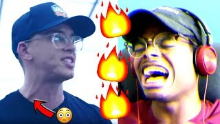 STOP CALLING HIM CORNY! | Logic   YSIV Freestyle | Reaction