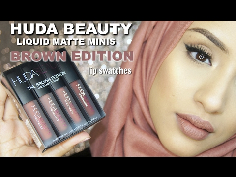 Liquid Matte Lipstick by Huda Beauty #6