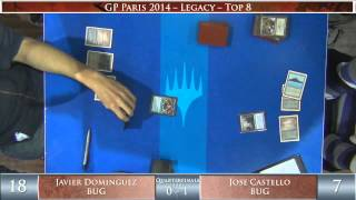 Grand Prix Paris 2014: Quarterfinals (Legacy)