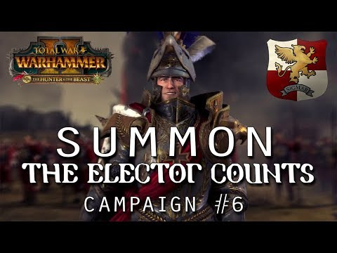 TREMBLE CHAOS, FOR SIGMAR RISES | Karl Franz - New Empire Campaign #6 - Total War Warhammer 2
