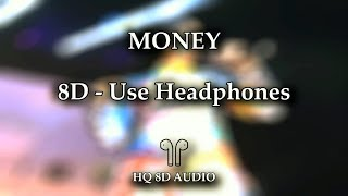 Cardi B   Money   8D AUDIO (HQ)   Clean