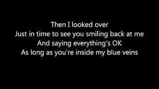 The raconteurs - blue veins (lyrics)
