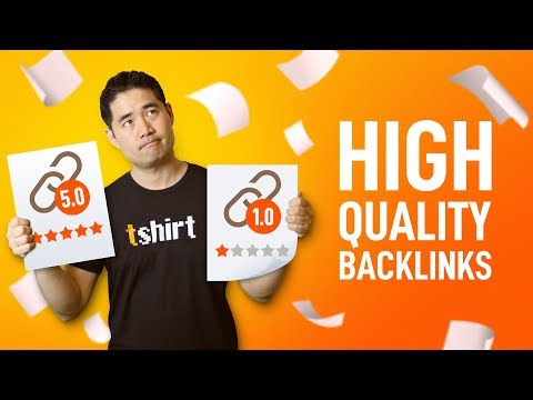 7 Attributes of High Quality Backlinks