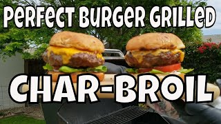 Gordon Ramsay's Perfect Burger Grilled in our Backyard just for you!