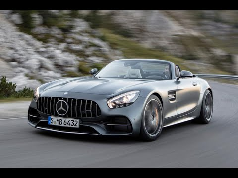 Mercedes-AMG GT and GT C Roadsters blast in