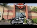 Harley Davidson Wide Glide Motosiklet