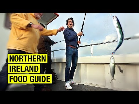 Unique Food Experiences In Northern Ireland...