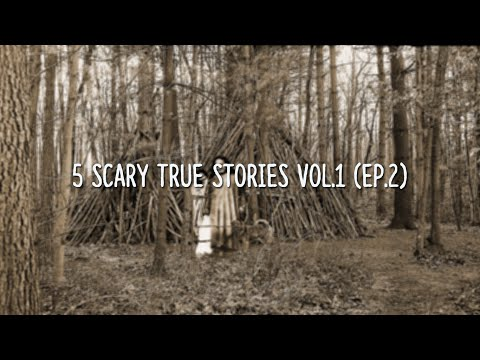 Terrifying Tuesdays: 5 TRUE Scary Stories – The Gone Girl