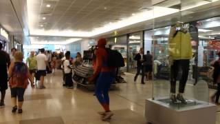 preview picture of video 'Orpington Spider-Man goes to Lewisham'