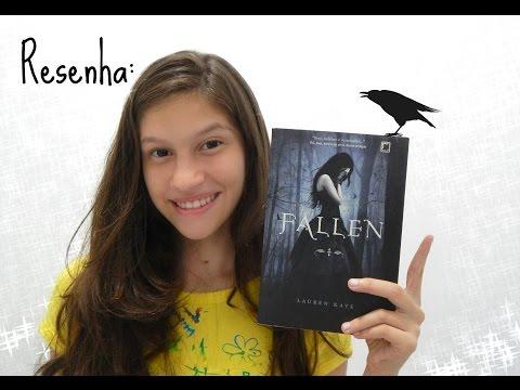 Resenha: Fallen - Lauren Kate | Gabriela Mélo