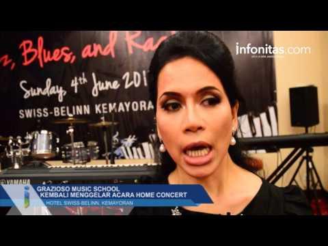 Grazioso Music School Kembali Menggelar Acara Home Concert