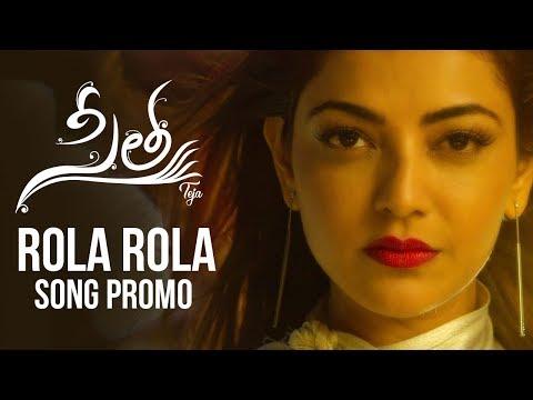 Sita Movie Rola Rola  Video Song Promo