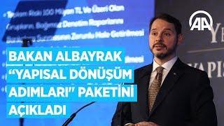 Hazine Ve Maliye Bakanı Albayrak: Kıdem Tazminatı Reformu Hayata Geçirilecek