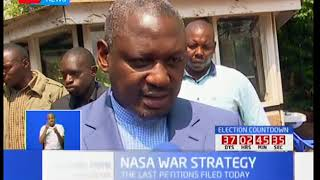 NASA war strategy: Petitions to reduce Jubilee numbers