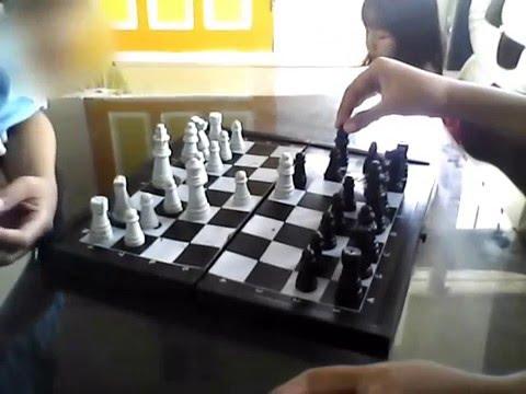 Video cara cepat skakmat