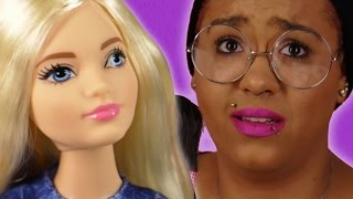 People Review The New Barbie Bodies - Video Youtube