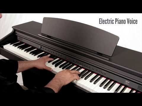 Artesia DP-3 plus Digital Piano Feature Overview