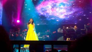Charice - The Journey Begins Part 4 - IWALY + You and Me Against the World