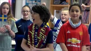 Foot à l'école : Groupe Scolaire Oye et Pallet - Classe de CM1 & CM2