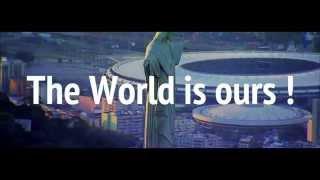 ナオト・インティライミ-TheWorldisours!from「THEBEST!」