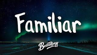 Liam Payne & J Balvin - Familiar (Lyrics / Letra / Lyric Video)