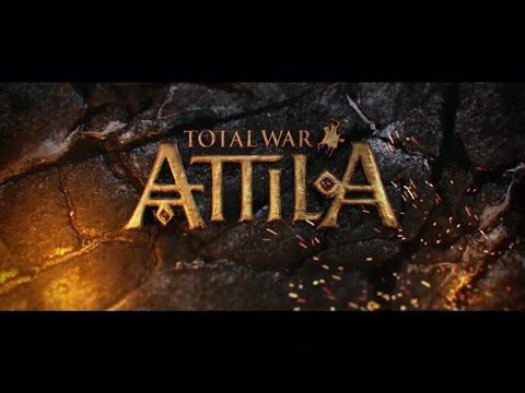 Trailer de Total War: ATTILA