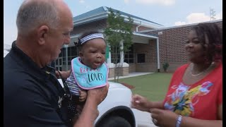 RAW VIDEO: Baby In Amber Alert With NC Sheriff