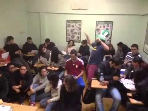 Harlem Shake by Irish College of English