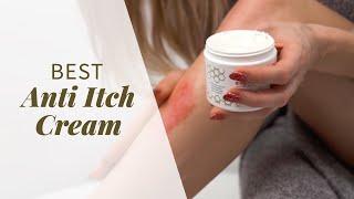 Era Organics Best Anti Itch Cream - Elixir Natural Anti-Itch Cream & Rash Treatment