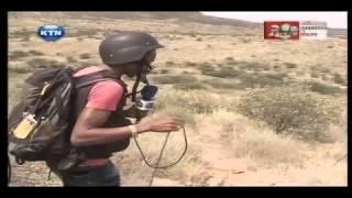 Jaramandia la Uhalifu : Safari ya kuelekea Suguta
