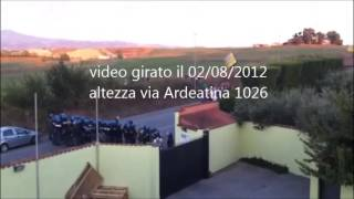 preview picture of video 'manifestazione contro la discarica in Via Ardeatina -'