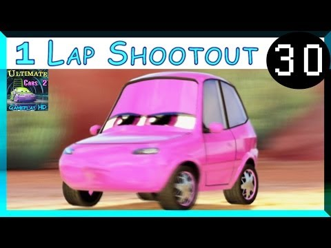 Chuki Cars 2 Racing FINAL One Lap Shootout Hard Difficulty Timberline Sprint Part 30