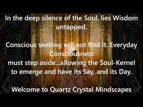 Quartz Crystal Mindscapes Extended Intro Video