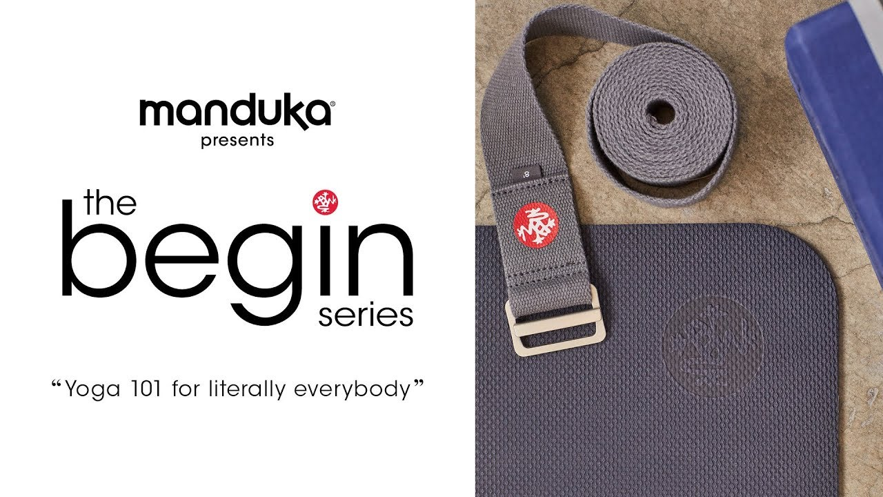 Manduka - Begin Mat, 5 mm (many colors)