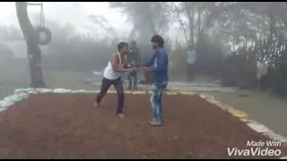 Bajrang Akhada Badà Mahua Time Pass Fight