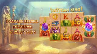 iSoftBet Crowns the New Egyptian King Slot