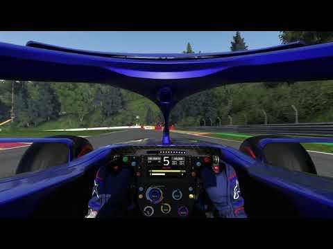 Belgian Grand Prix Hotlap