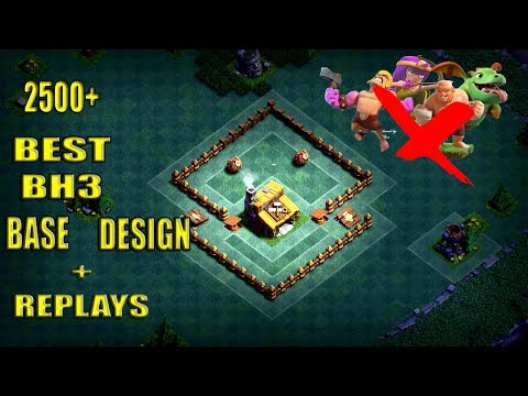 Builder Hall 3 Base / BH3 Builder Base + Defense Replay / Base Layout | Clash Of Clans Mp3