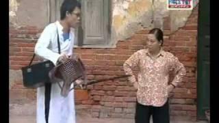 Thầy bói mùHiệp gà 1 Hài tết 2010 funny video Việt Nam YouTube
