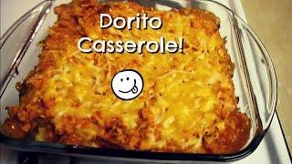 How I Make My Dorito Casserole!