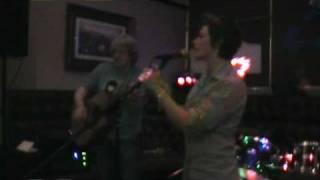 Pinball Wizard (jam) Ian Seaton & Julie Daniels 13/5/10