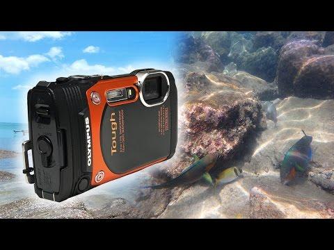 Unterwasserkamera im Test! Olympus TG-860 Review