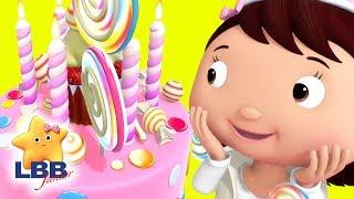 Birthday Cake Song   Little Baby Bum Junior   Kids Songs   LBB Junior   Songs For Kids